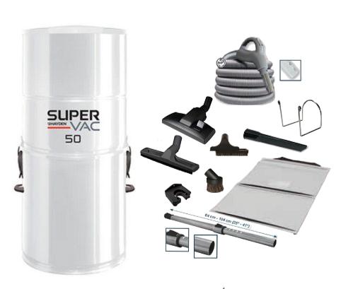 A0 pack supervac 50 accessoires luxes