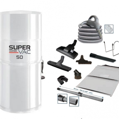 A0 pack supervac 50 accessoires luxes