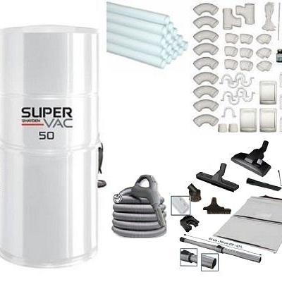 A1 pack supervac 50 trousse kit m