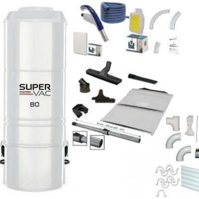 Pack SuperVac 80 Rétraflex Complet ST