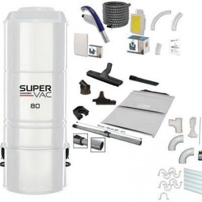Pack SuperVac 80 Rétraflex Complet SF