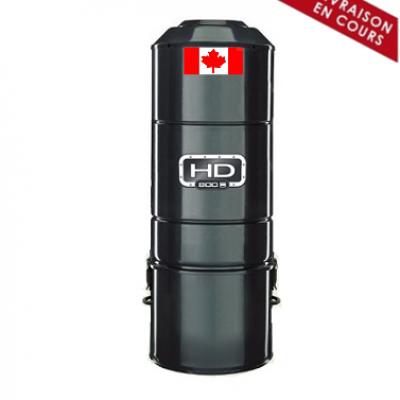 Centrale Supervac HD 800 CE