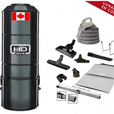 HD 800 + Trousse d'Accessoires