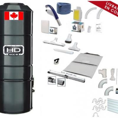 HD 800 - Rétraflex Complet