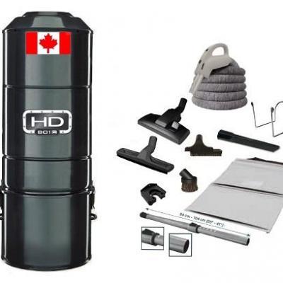 HD 801 + Trousse d'Accessoires