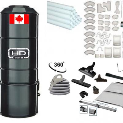 HD 801 + Trousse + Kit de Montage Complet