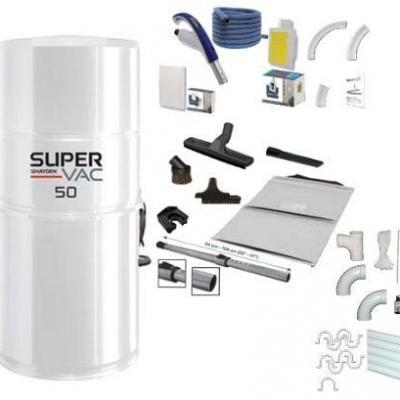 Pack SuperVac 50 Rétraflex Complet ST