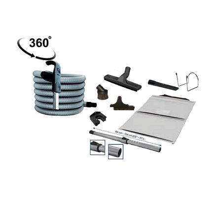 A5 1 flexible variateur trousse d accessoires noirs