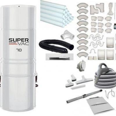 Pack SuperVac 70 Classique Complet
