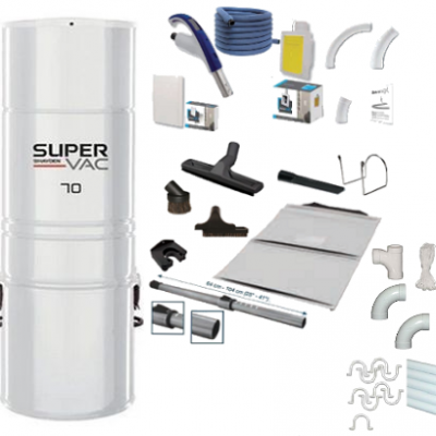 Pack SuperVac 70 - Rétraflex Complet ST