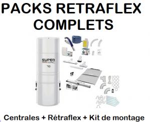 Aa00004 packs retraflex complets