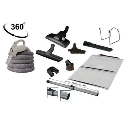 Trousse d'Accessoires de luxe, flexible avec chaussette - TRC-N