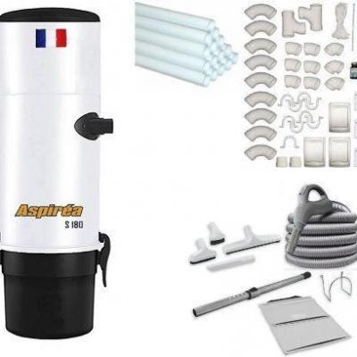 Pack Aspiréa-180 Classique Complet