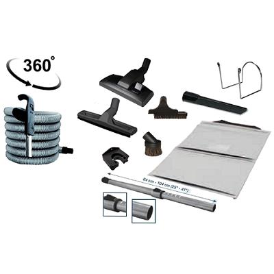 Trousse d'Accessoires de luxe, flexible avec variateur de puissance - N