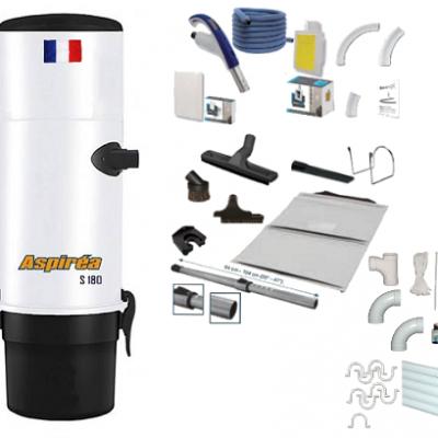 Pack Aspiréa-180 - Rétraflex Complet ST