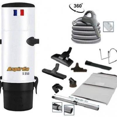 Pack Aspiréa-250 + Trousse