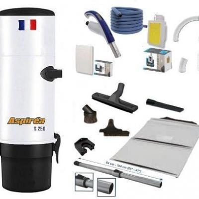 Pack Aspiréa-250 - Rétraflex Soft Touch