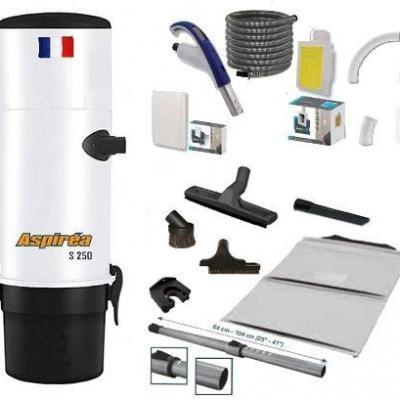 Pack Aspiréa-250 - Rétraflex Speed Flex
