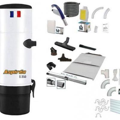 Pack Aspiréa-250 - Rétraflex Complet SF - Flexible Speed-Flex : 9,10