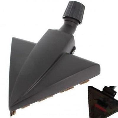 Brosse triangulaire