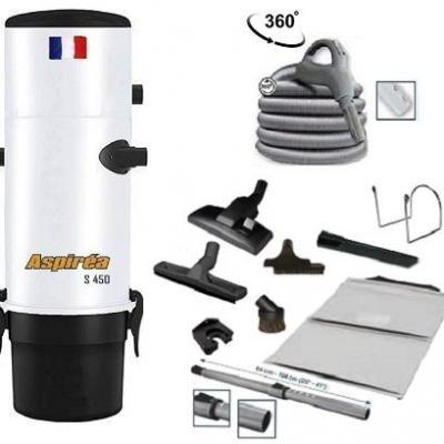 Pack Aspiréa-450 + Trousse