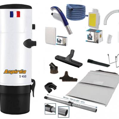 Pack Aspiréa-450 - Rétraflex Soft Touch