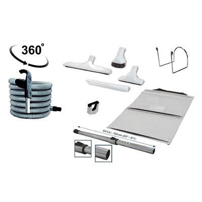 Trousse d'Accessoires, flexible avec variateur de puissance - B