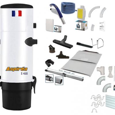 Pack Aspiréa-450 - Rétraflex Complet ST