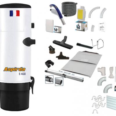 Pack Aspiréa-450 - Rétraflex Complet SF