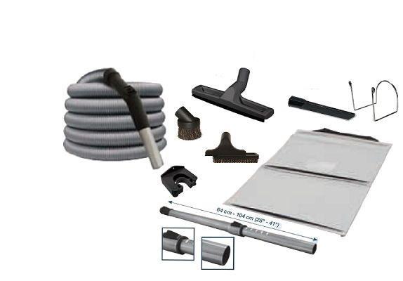 D05 flexible simple trousse d accessoires noirs