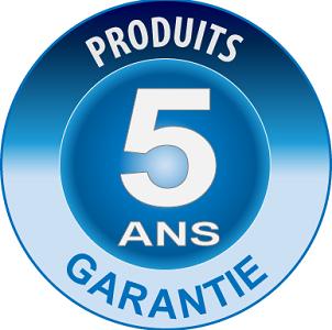 Garantie 5 ans 1