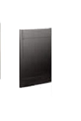 Portes retraflex noire 2