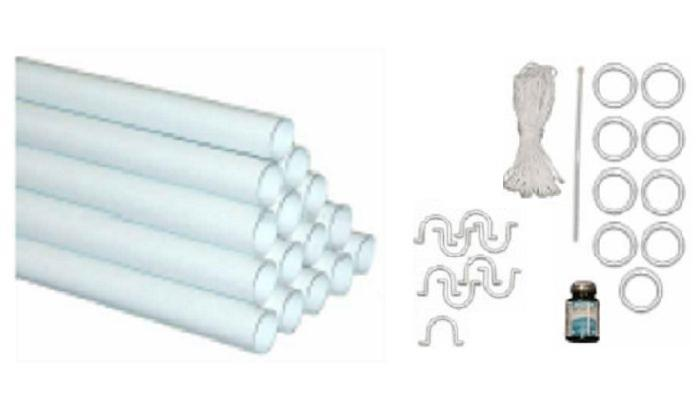 Tube pvc raccords